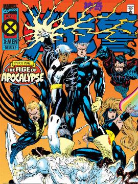 神奇X戰警V1