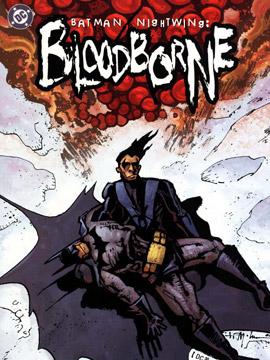 蝙蝠侠与夜翼:血咒
