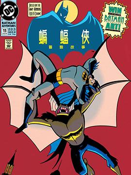 蝙蝠侠:冒险故事
