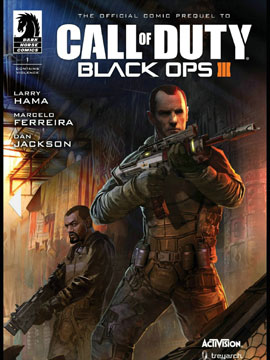 使命召唤:黑色行动3前传