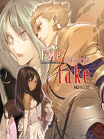 Fate/Strange Fake 恩闪同人
