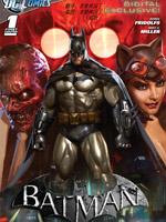 蝙蝠侠:阿克汉姆之城
