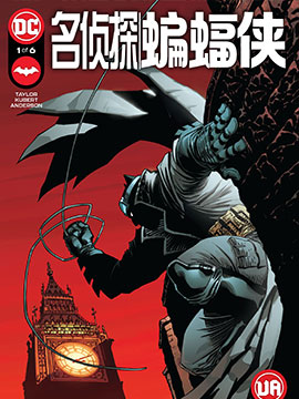 名侦探蝙蝠侠